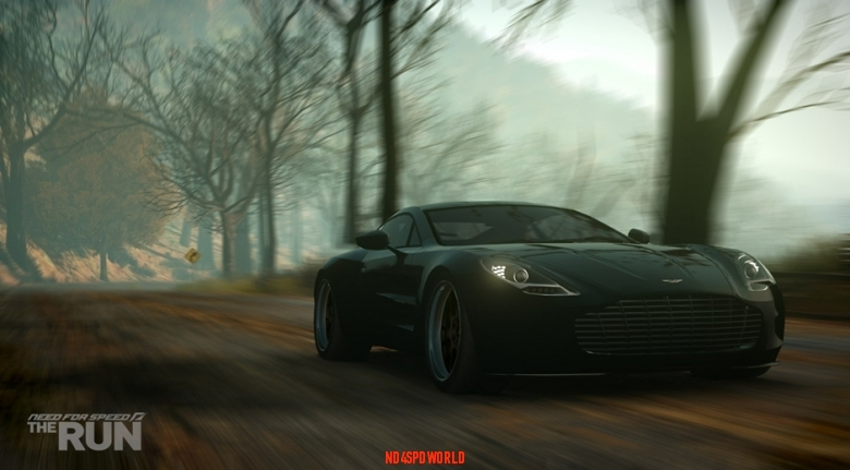 need for speed the run aston martin one 77