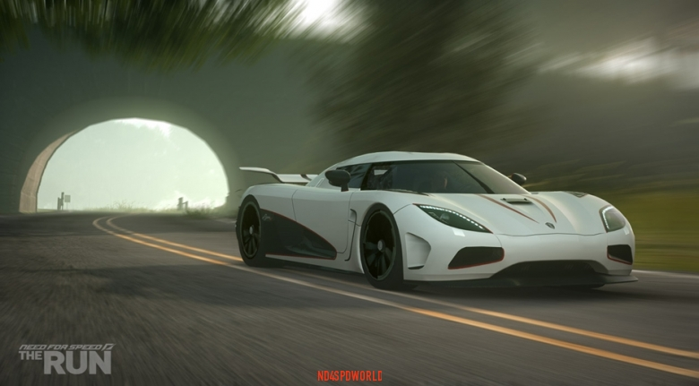 Nfs The Run Koenigsegg Agera R Nd4spdworld Nd4spdworld