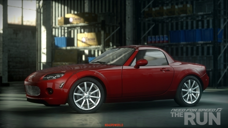 NEED FOR SPEED  Mazda MX